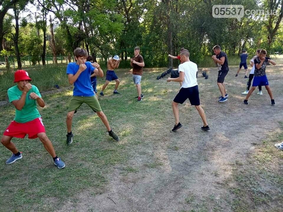 Учебно-тренировочный сбор отделения бокса на базе филиала колледжа в Скадовске, фото-2