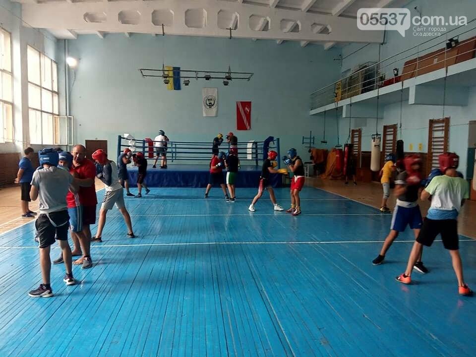 Учебно-тренировочный сбор отделения бокса на базе филиала колледжа в Скадовске, фото-1