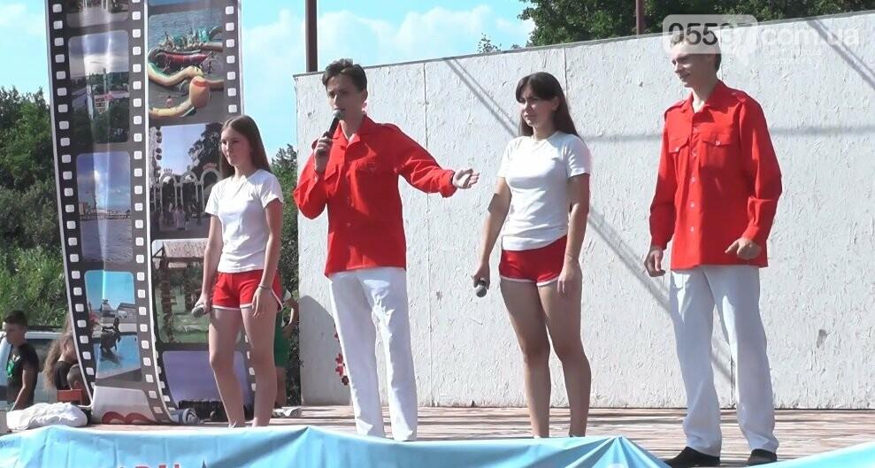 """II Всеукраинский фестиваль юмора """"Смех в лесу"""" в Скадовске, фото-1"""