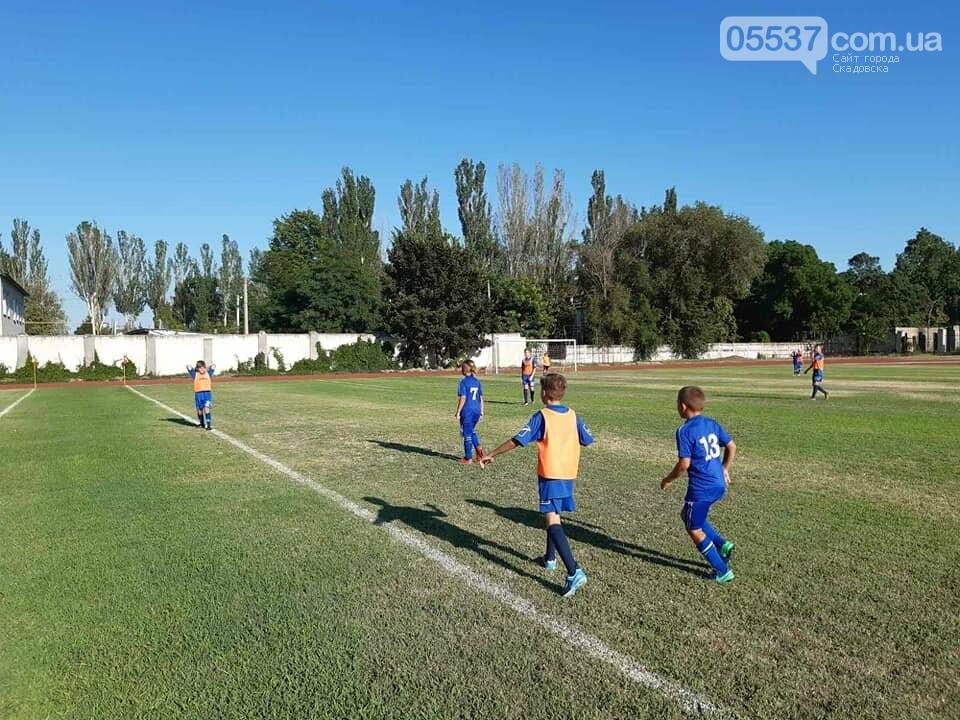 Соревнования по футболу в Скадовске, фото-2