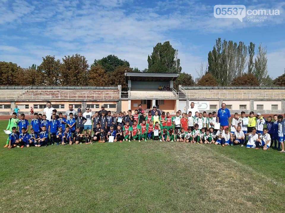 Соревнования по футболу в Скадовске, фото-1