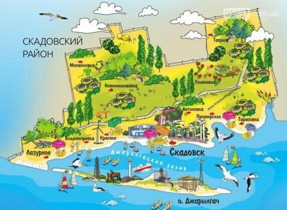 История Скадовского района, фото-1