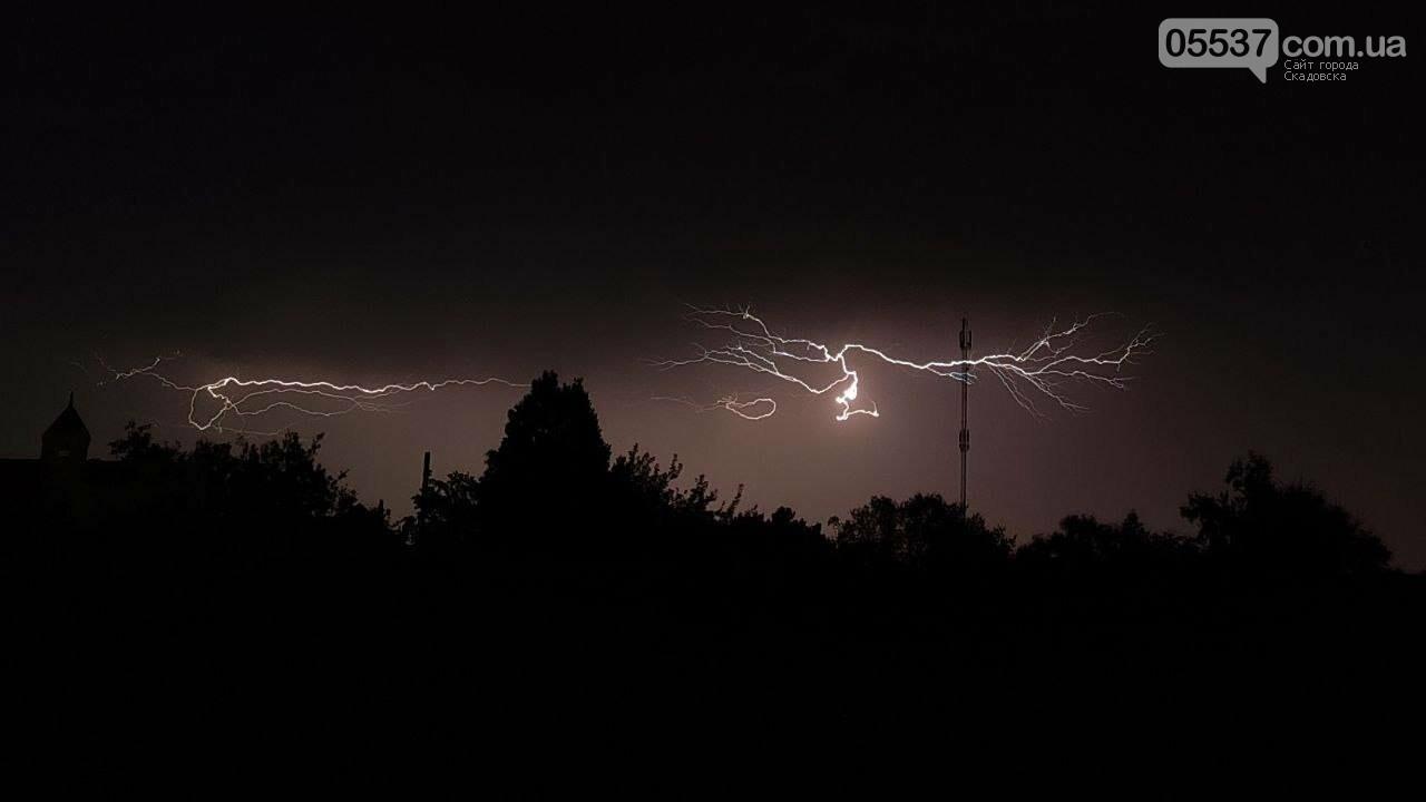 Метеорологи обещают желтый уровень опасности в Скадовске, фото-1