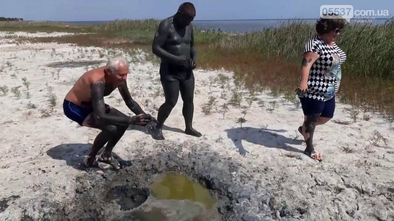 Лечебные грязи Джарылгацкого залива, фото-1