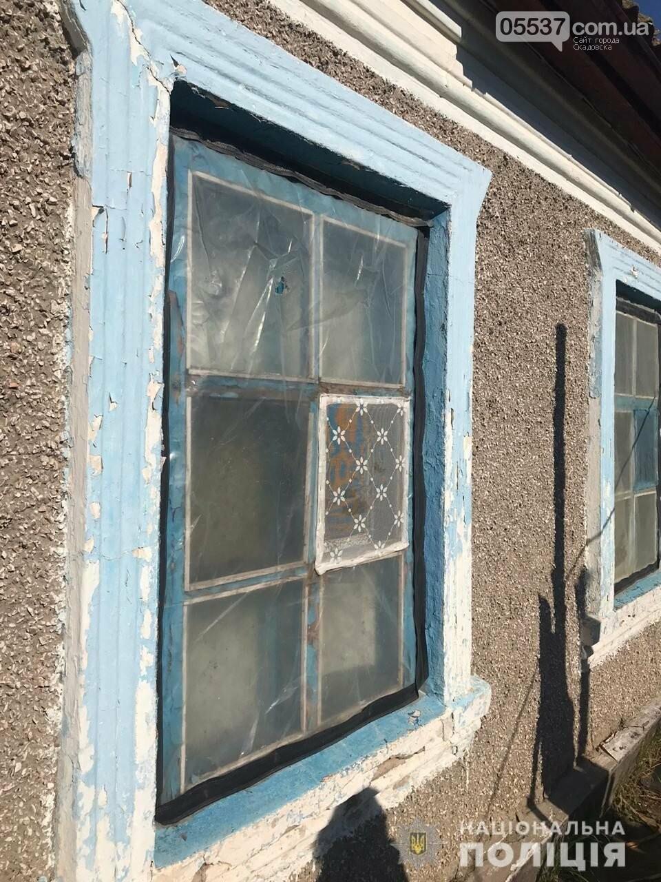 В Скадовском районе, мужчина выстрелил из ружья в окно соседу, фото-1
