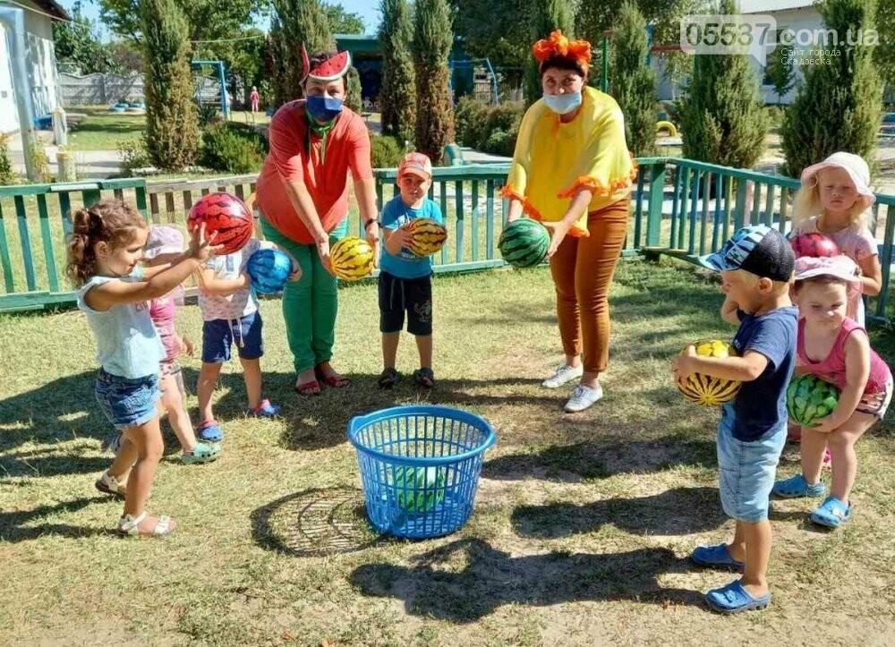 В Скадовске детей быть здоровыми учат еще с садика, фото-1