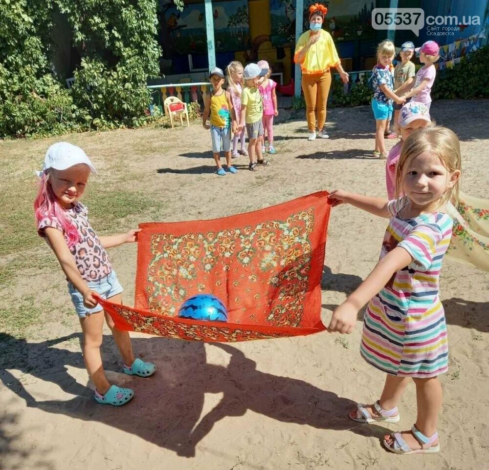 В Скадовске детей быть здоровыми учат еще с садика, фото-2