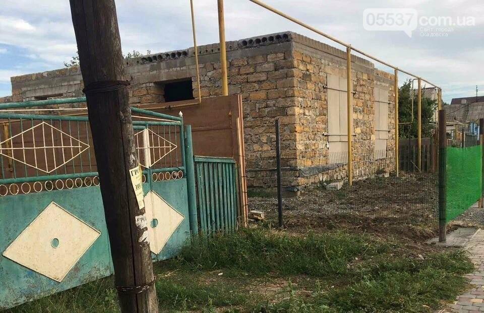 В Скадовске захватили коммунальную землю, фото-2