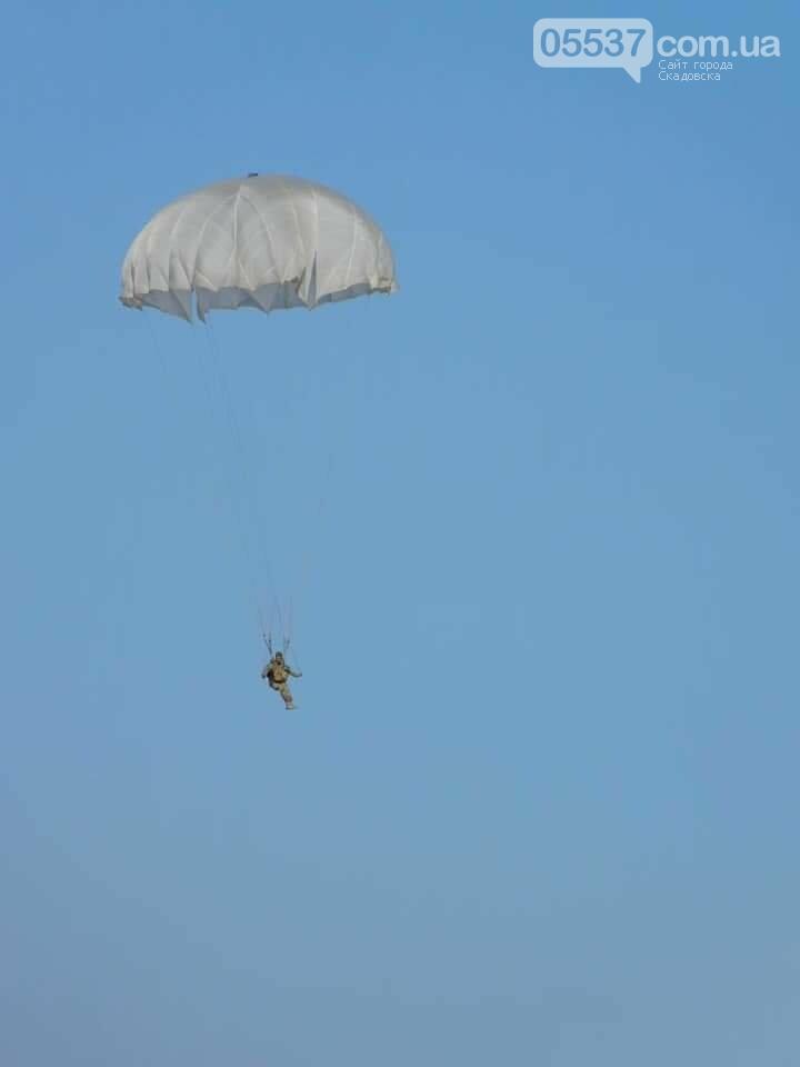 В Скадовске морские пехотинцы отрабатывают свои навыки, фото-4