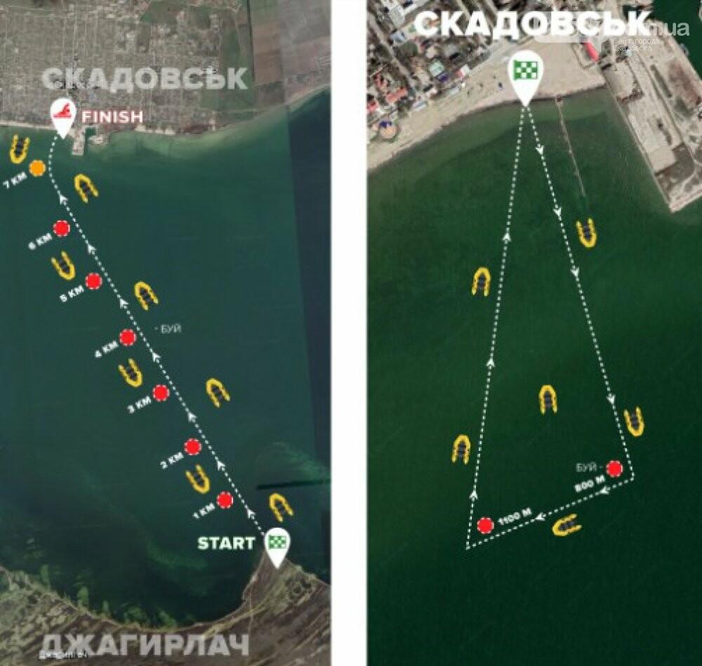 В Скадовске опять состоится заплыв, фото-1