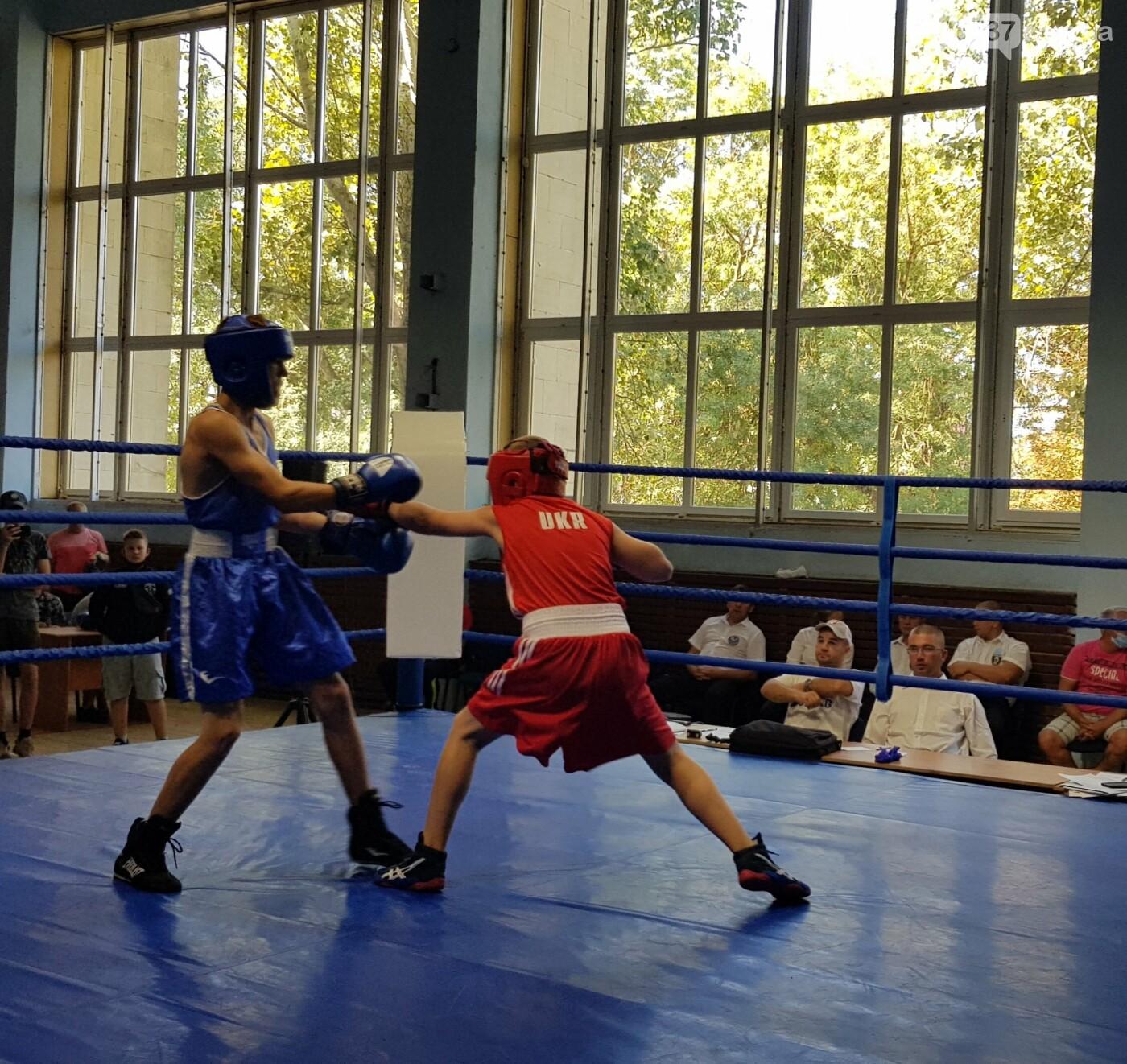 В Скадовске стартовал чемпионат Украины по боксу , фото-3