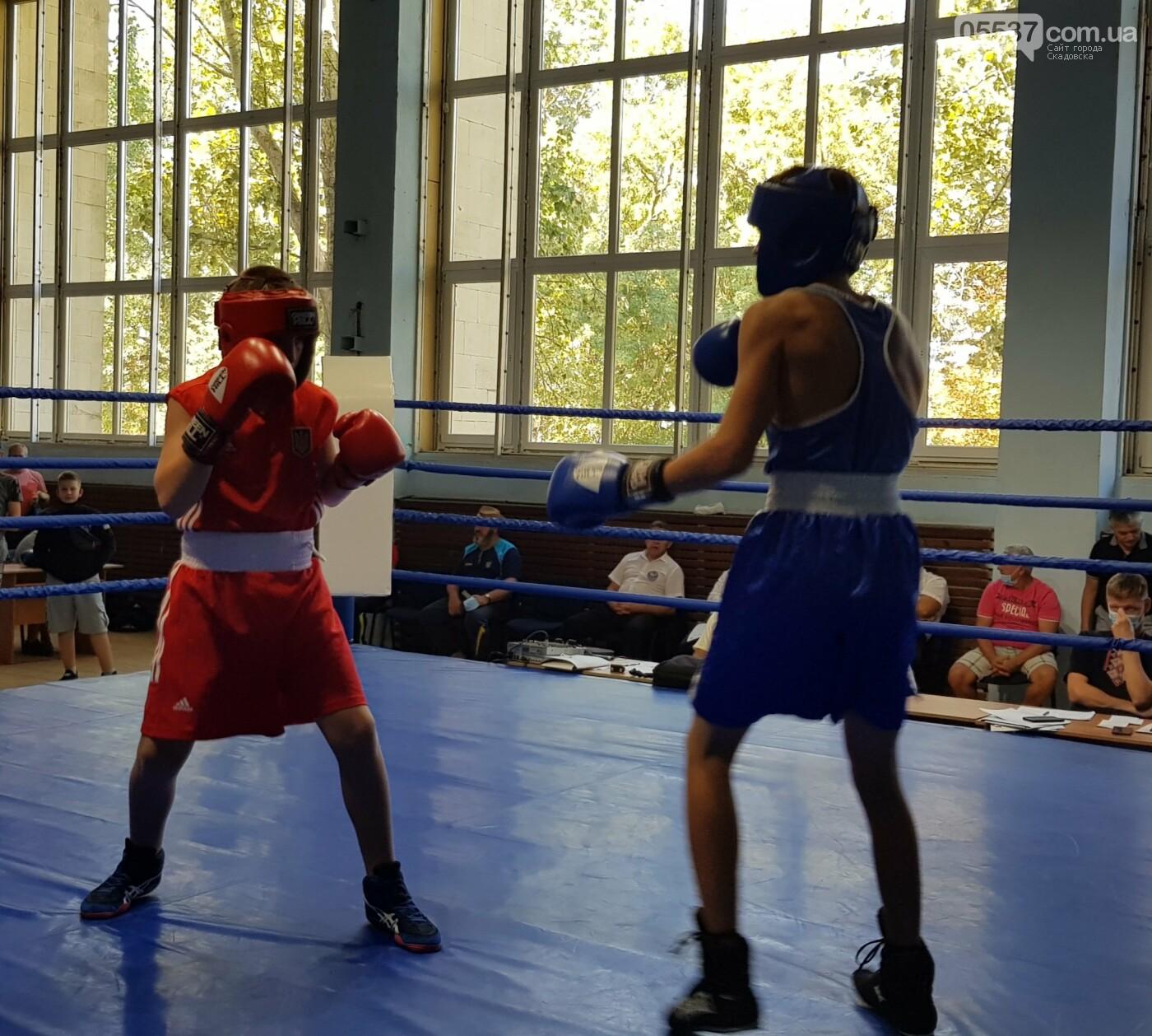 В Скадовске стартовал чемпионат Украины по боксу , фото-4