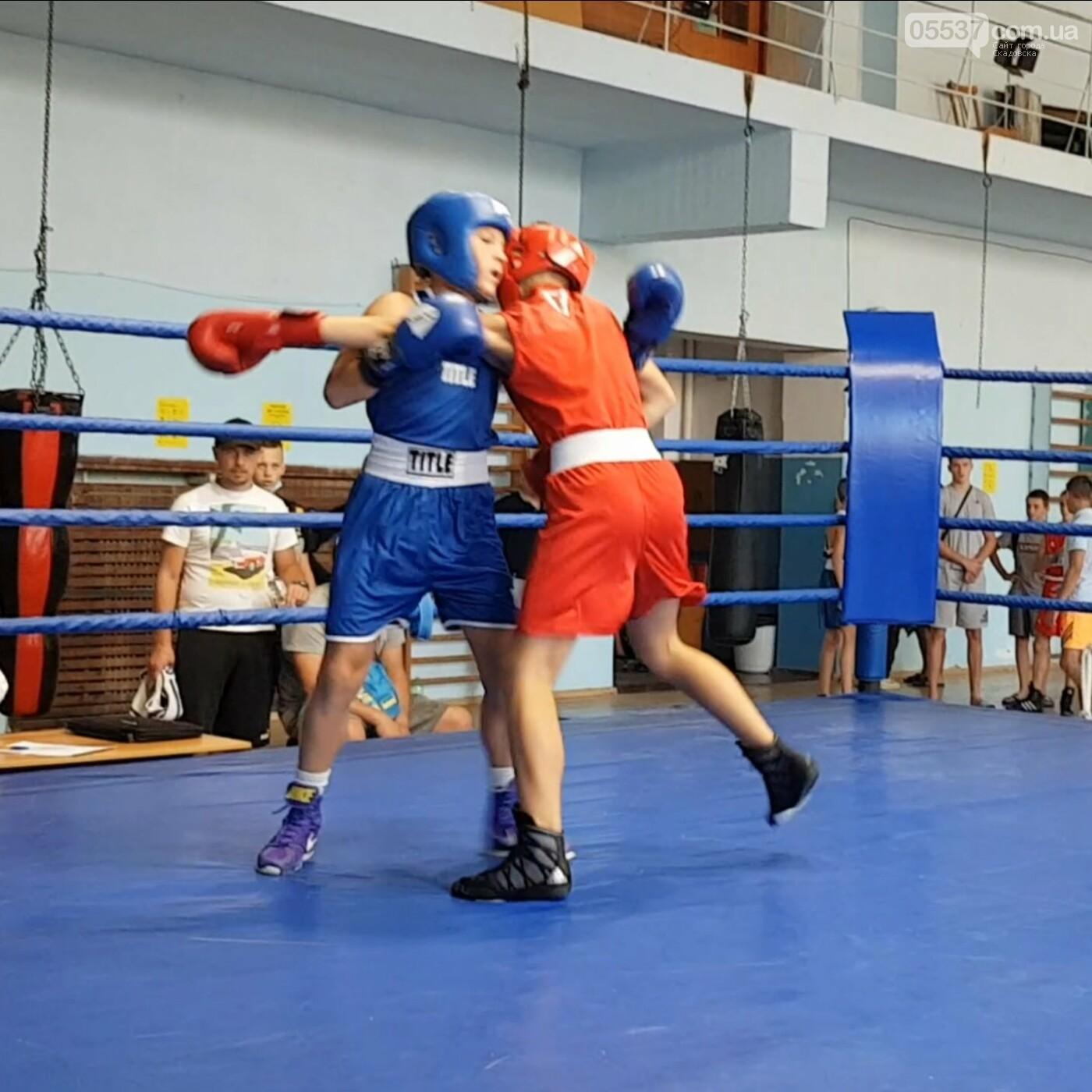 В Скадовске стартовал чемпионат Украины по боксу , фото-5