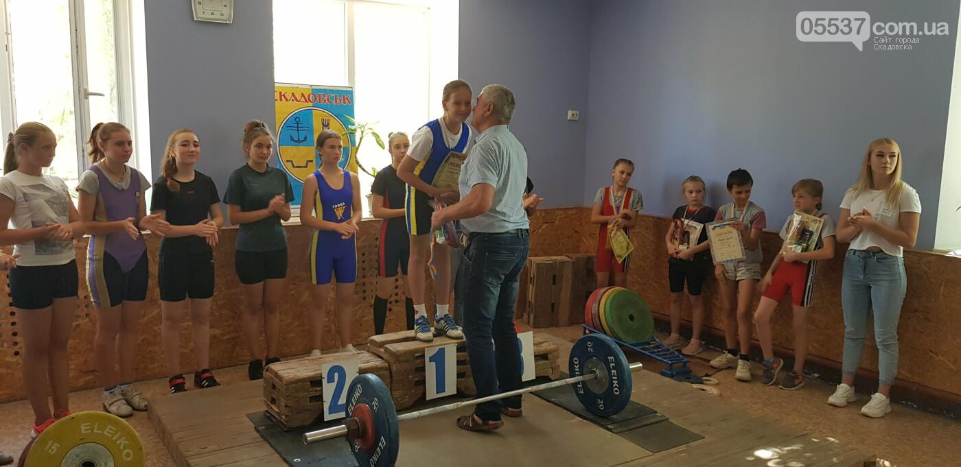 Вчера в Скадовске прошёл кубок Херсонской области по тяжелой атлетике., фото-4