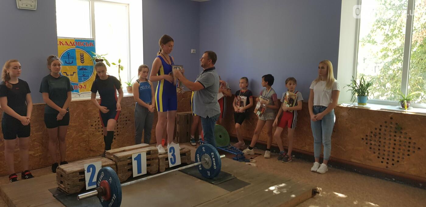 Вчера в Скадовске прошёл кубок Херсонской области по тяжелой атлетике., фото-6