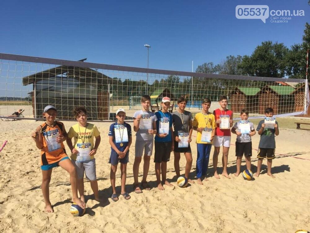 В Скадовске День физкультуры и спорта отметили заплывом и спортивными соревнованиями, фото-1