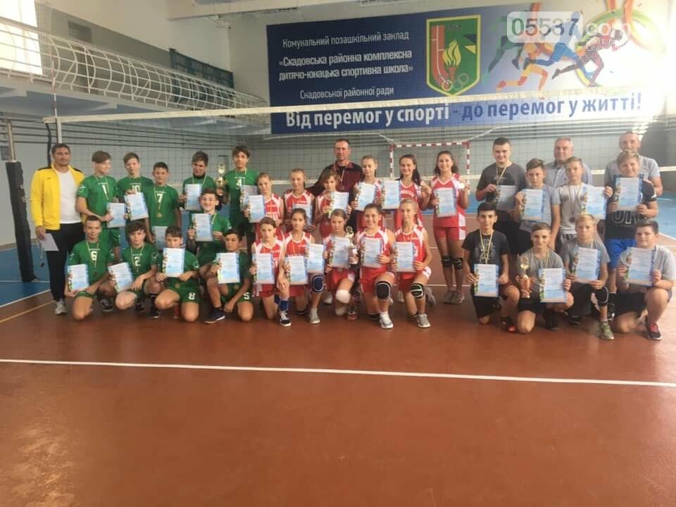 Дети Скадовска и района соревновались в честь Дня города, фото-3