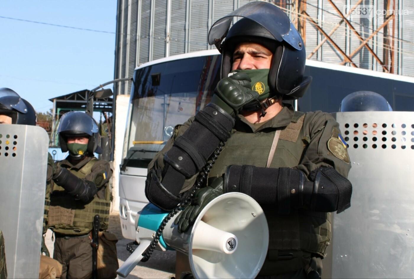 Появились фото вчерашних учений в Скадовске с участием Зеленского, фото-2