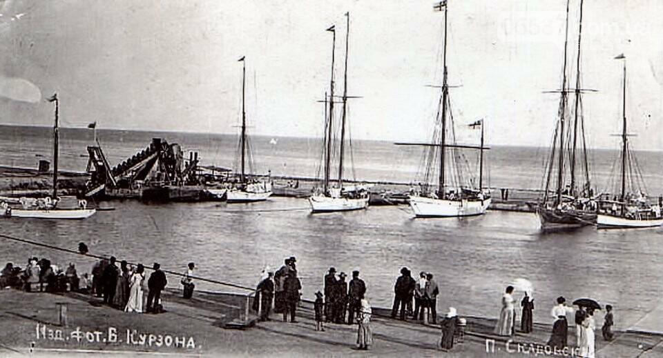В музее показали, как выглядели скадовское море и набережная в прошлом, фото-21