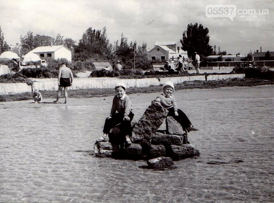 В музее показали, как выглядели скадовское море и набережная в прошлом, фото-22