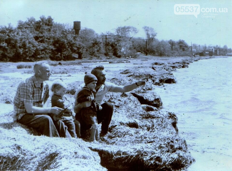 В музее показали, как выглядели скадовское море и набережная в прошлом, фото-25