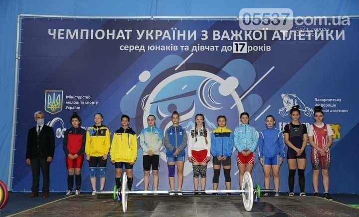 Как скадовские тяжелоатлеты выступили на Чемпионате Украины среди кадетов до 17 лет (ФОТО), фото-13