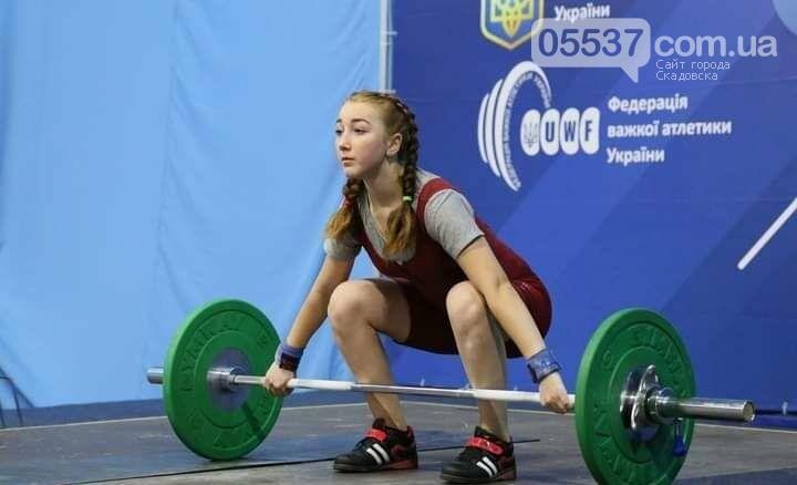 Как скадовские тяжелоатлеты выступили на Чемпионате Украины среди кадетов до 17 лет (ФОТО), фото-9