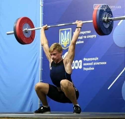 Как скадовские тяжелоатлеты выступили на Чемпионате Украины среди кадетов до 17 лет (ФОТО), фото-4