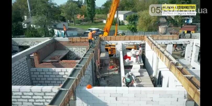 В Скадовске продолжают реконструировать больницу, фото-1