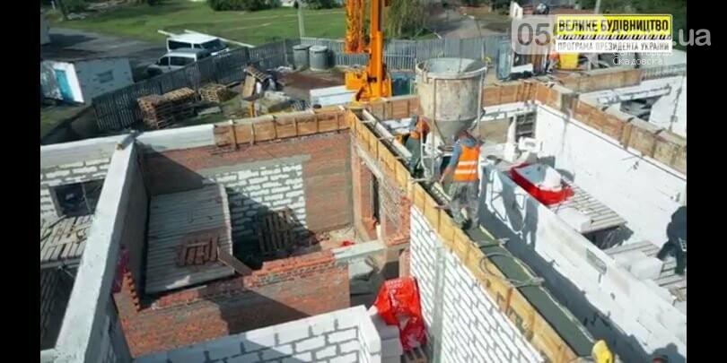 В Скадовске продолжают реконструировать больницу, фото-5