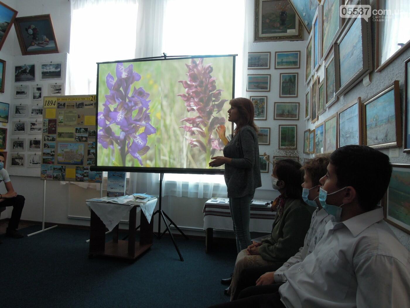 Ученикам скадовской школы рассказали про Джарылгач, фото-2
