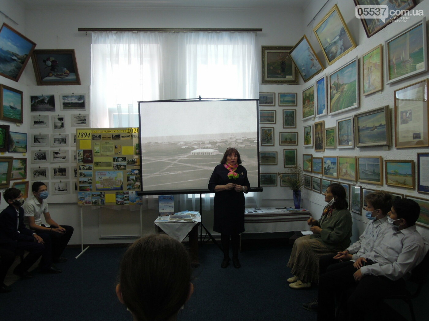 Ученикам скадовской школы рассказали про Джарылгач, фото-4
