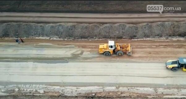 Большое строительство: как появляется новая дорога в Скадовском районе (ФОТО), фото-2