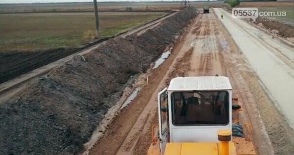 Большое строительство: как появляется новая дорога в Скадовском районе (ФОТО), фото-4