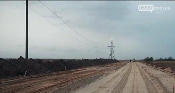 Большое строительство: как появляется новая дорога в Скадовском районе (ФОТО), фото-3