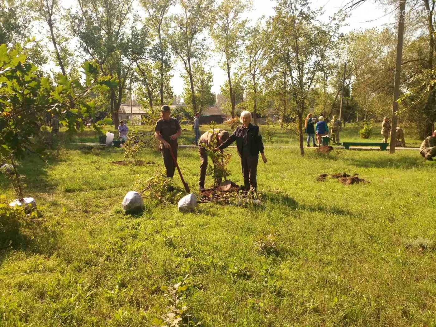В Скадовске появилась «Аллея свободных людей», фото-1
