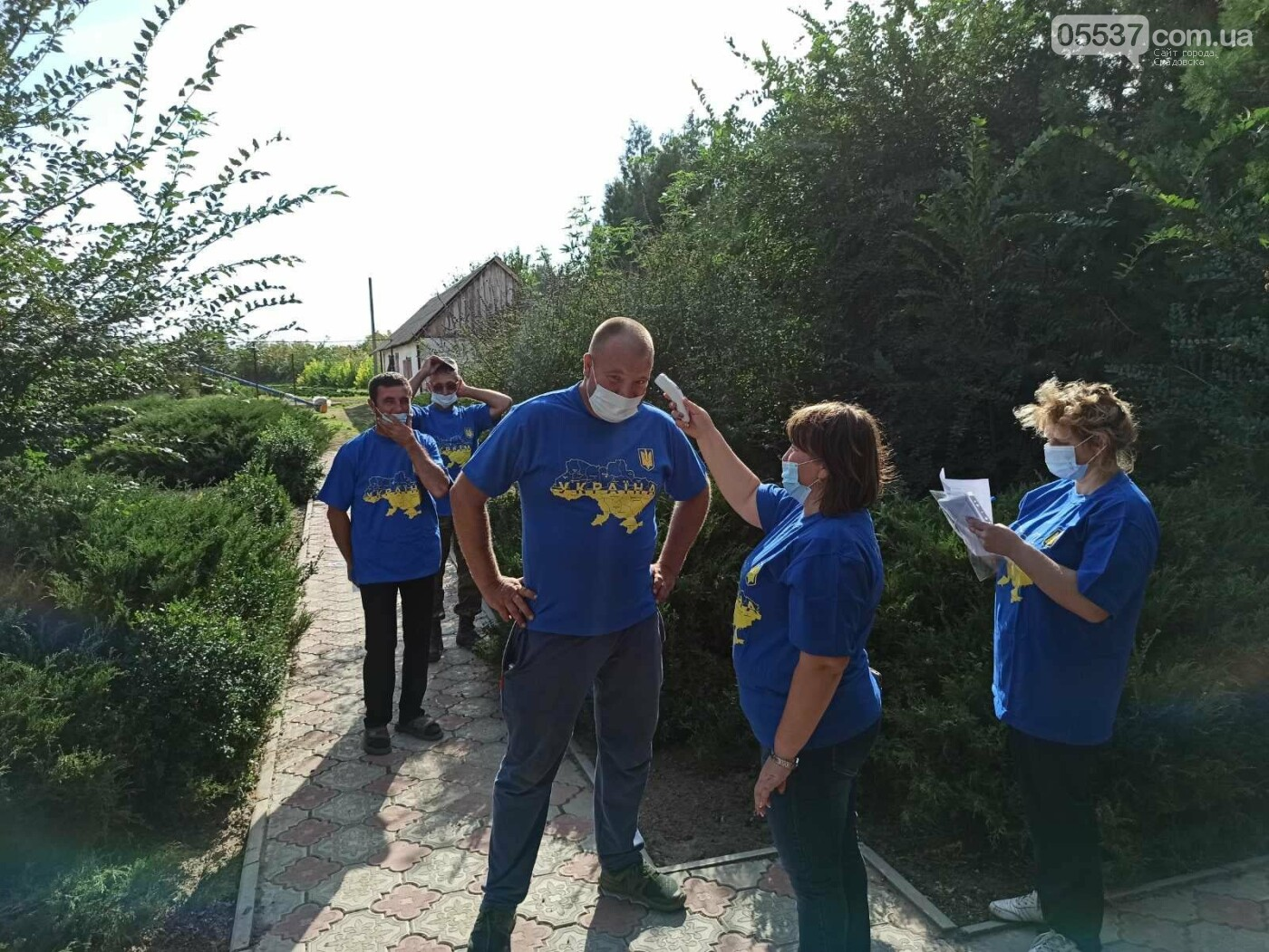 В Скадовске также присоединились к масштабной акции по озеленению, фото-3