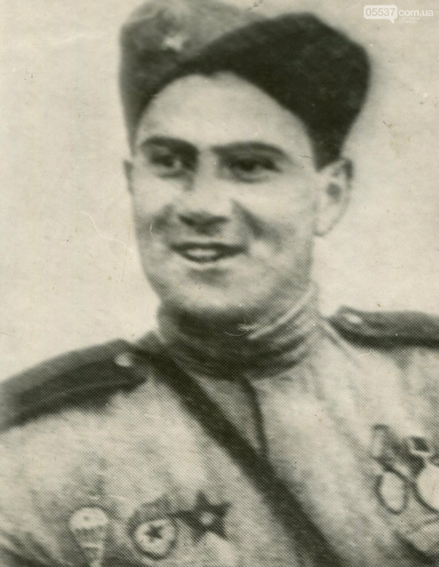 В Скадовском музее показали фото тех, кто освобождал город от нацистов, фото-1