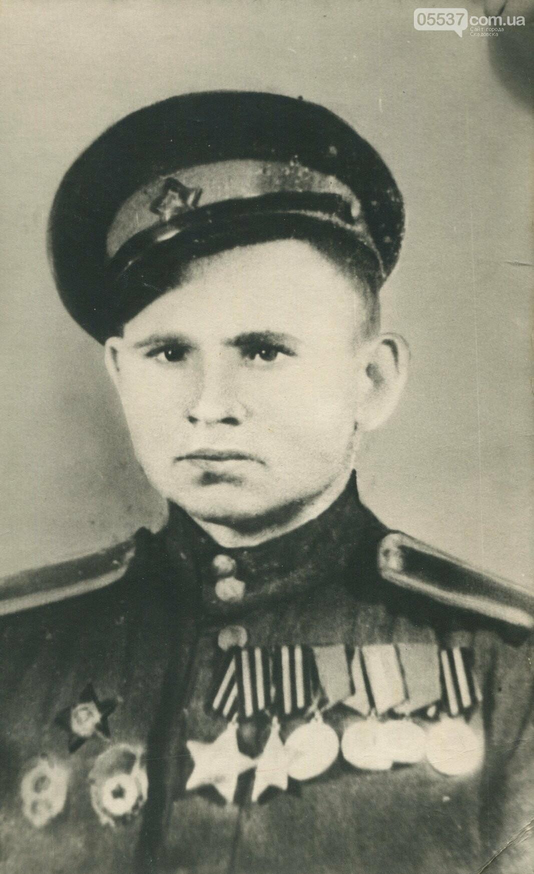 В Скадовском музее показали фото тех, кто освобождал город от нацистов, фото-7
