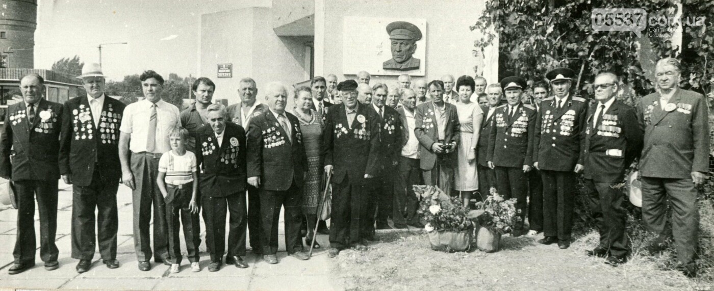 В Скадовском музее показали фото тех, кто освобождал город от нацистов, фото-13
