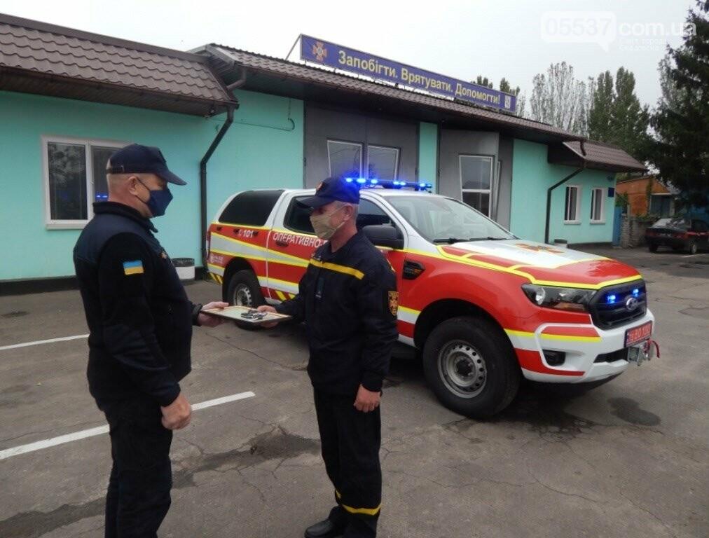Скадовские спасатели обзавелись суперсовременным автомобилем, фото-3