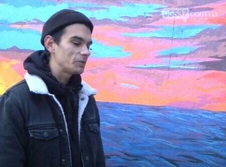 Художник из Скадовска украсил Херсон своей картиной (ФОТО), фото-6