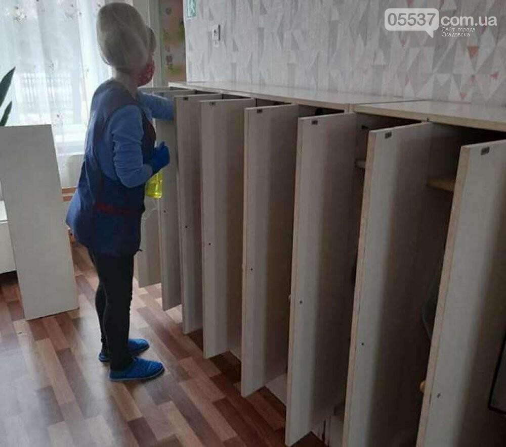 В Скадовских детсадах царит осеннее настроение, фото-5