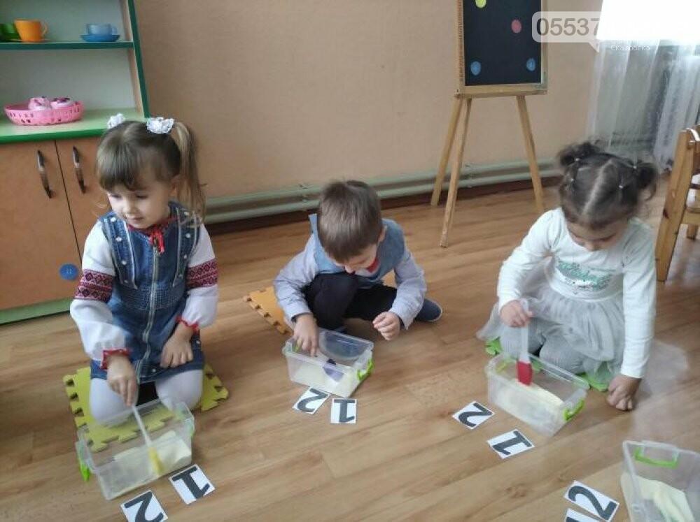 Дети в скадовских детсадах не смотря на карантин весело проводят время, фото-3