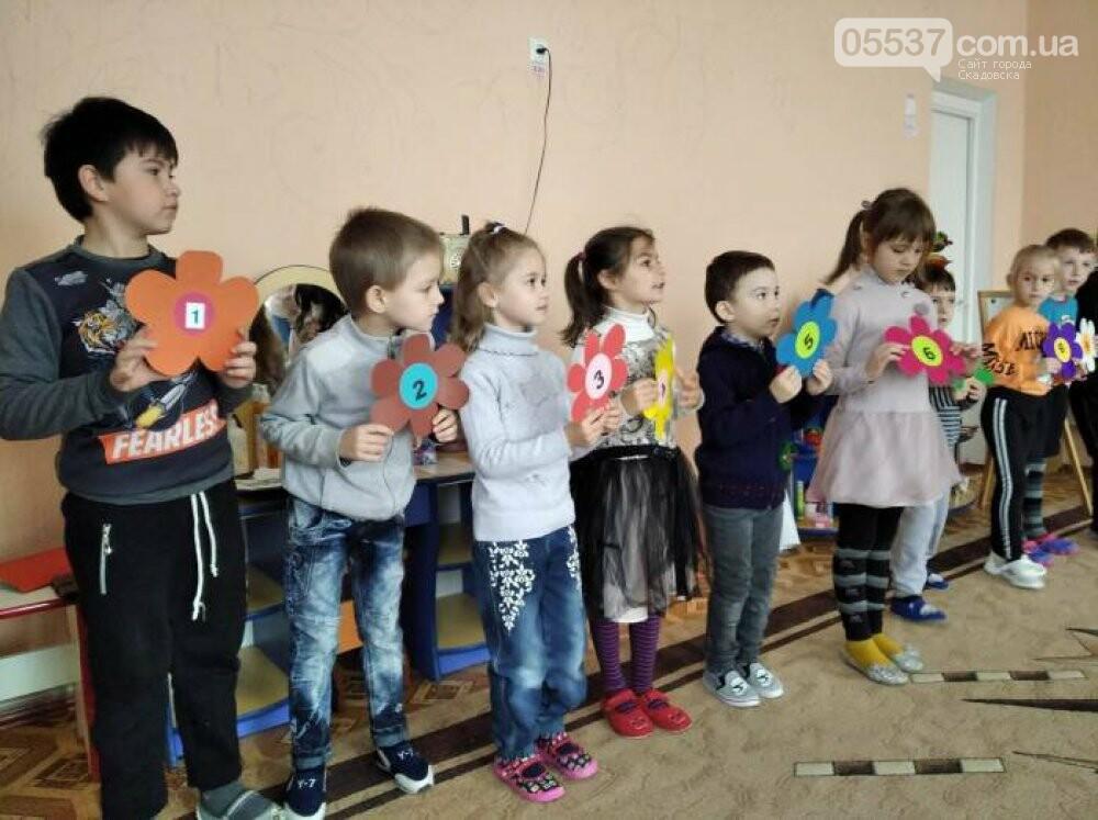 Дети в скадовских детсадах не смотря на карантин весело проводят время, фото-6