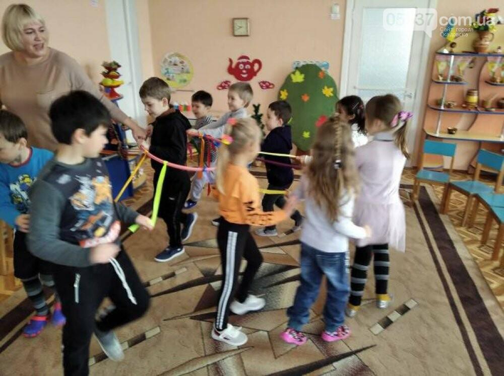 Дети в скадовских детсадах не смотря на карантин весело проводят время, фото-7