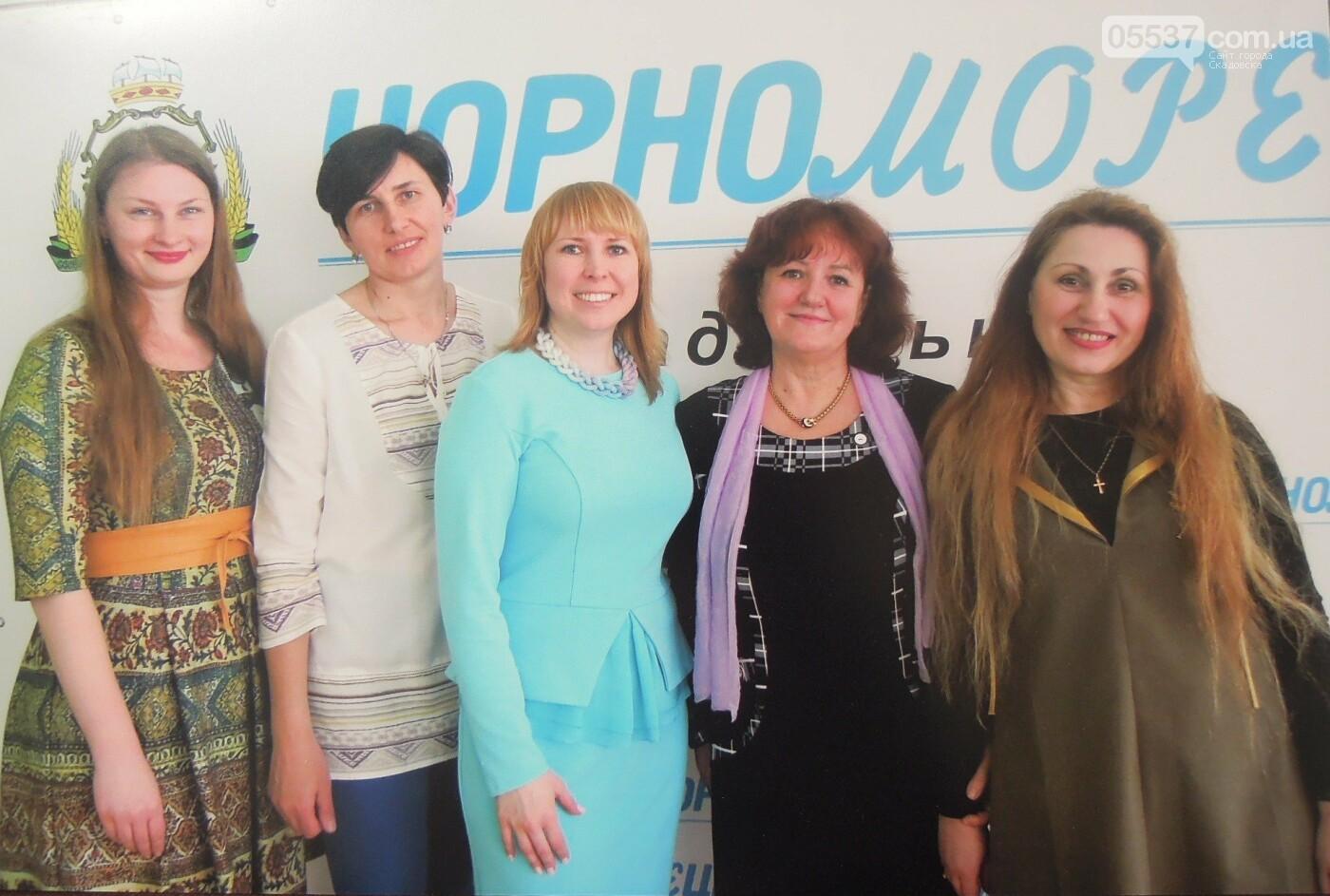 Скадовской газете исполняется 90 лет, фото-14
