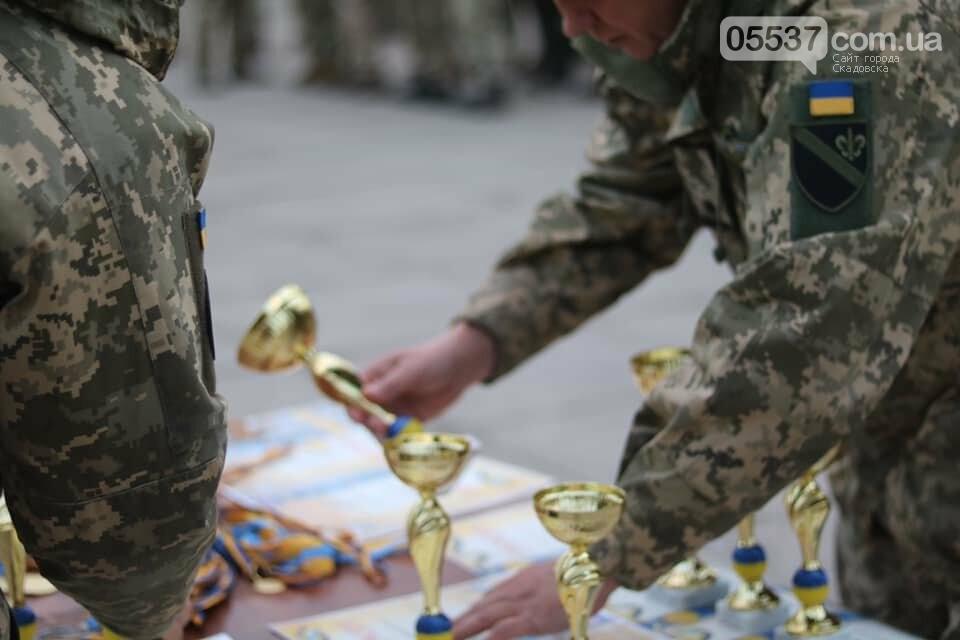 Как соревновались скадовские морпехи (ФОТО), фото-5