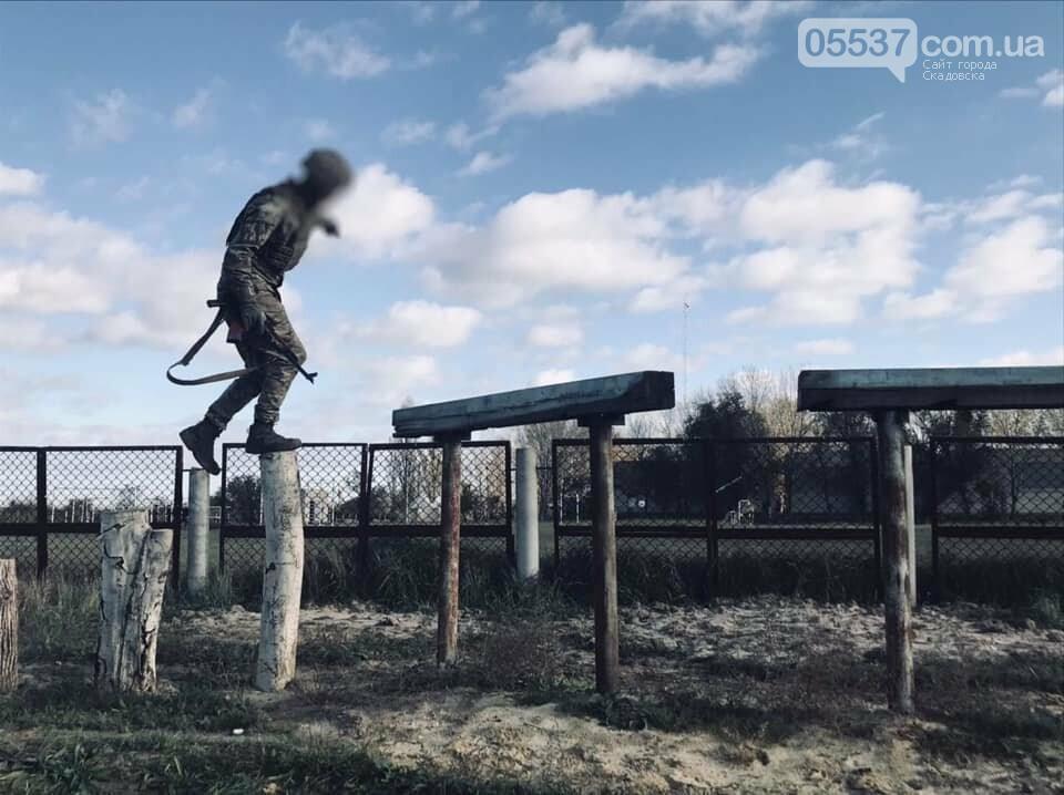 Как соревновались скадовские морпехи (ФОТО), фото-6