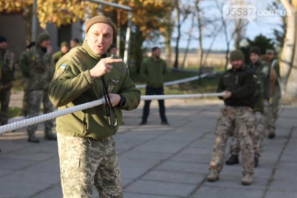 Как соревновались скадовские морпехи (ФОТО), фото-12